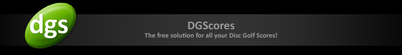 DGScores - The free solution for all your Disc Golf Scores